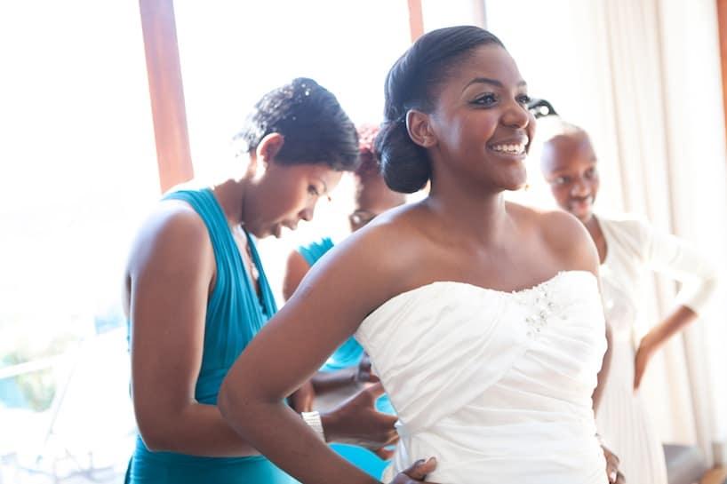 3-15 Bridal bridal makeup