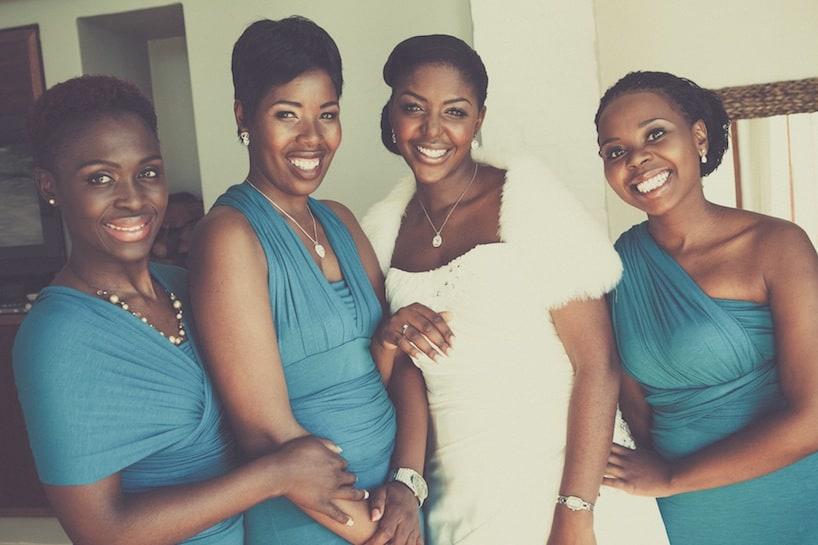 3-23 Bridal bridal makeup