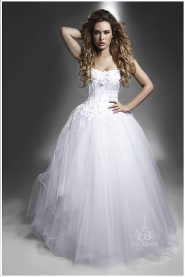 Bridal Euro Bride007cinderella1